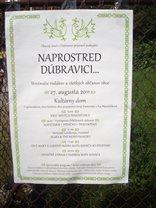 Naprostred Dúbravici 2011