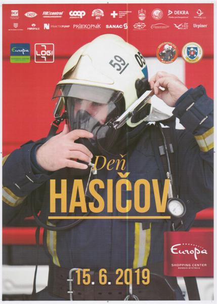 deň hasičov